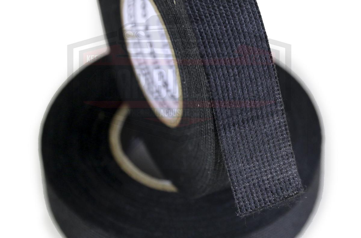 Fleece Wire Harness Fuzzy Tape : M rolls of wiring loom electrical tape fleece type