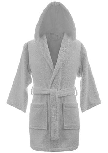 New Kids Dressing Gown Girls Boys Robe Bathrobe Hooded Bath Soft ... 4c8e359f4