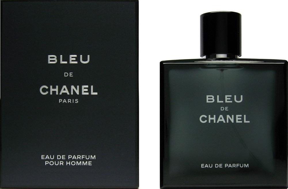 bleu de chanel 100ml eau de parfum men man for him spray. Black Bedroom Furniture Sets. Home Design Ideas