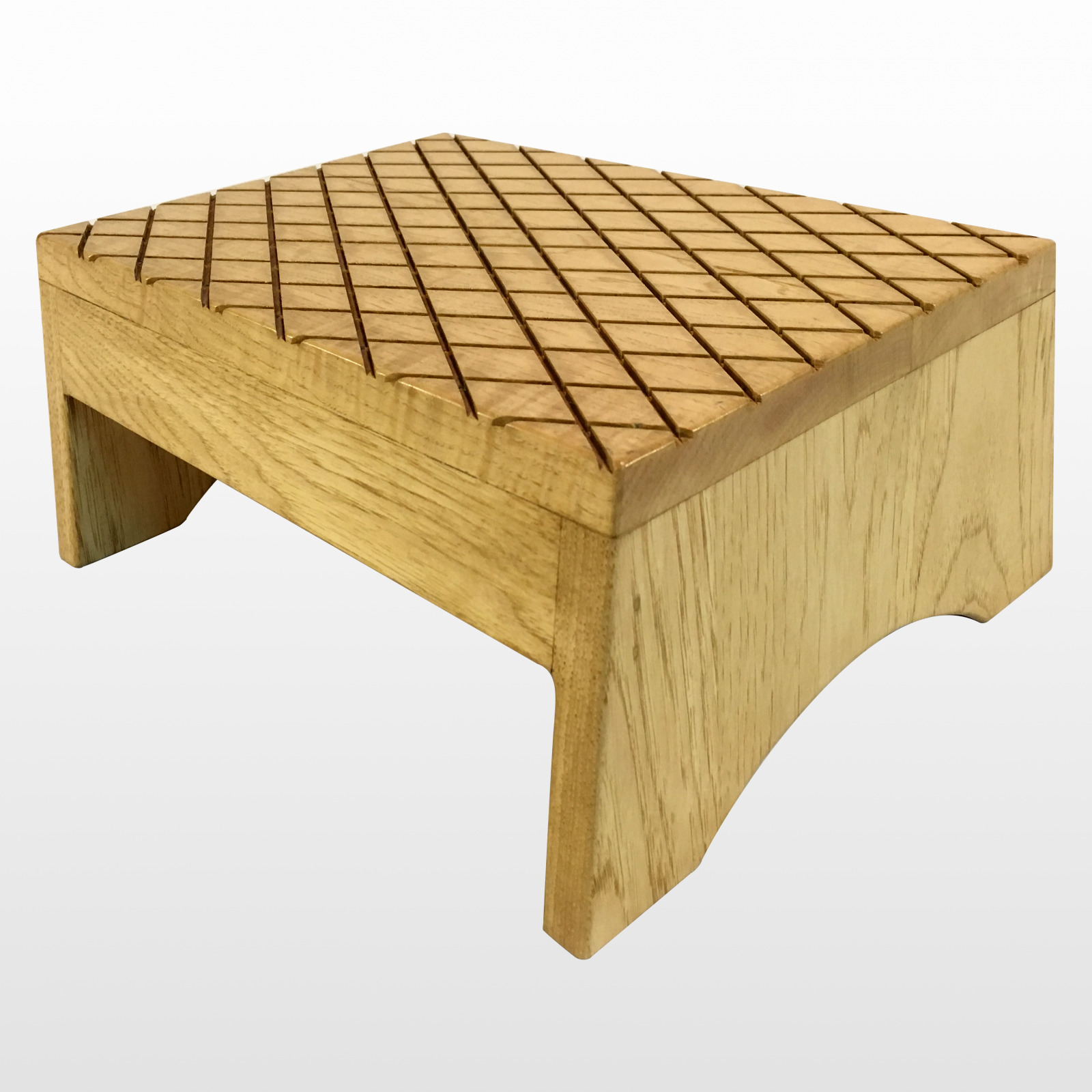 Wood Step Stool Bed Step Wooden Bench Choose Finish