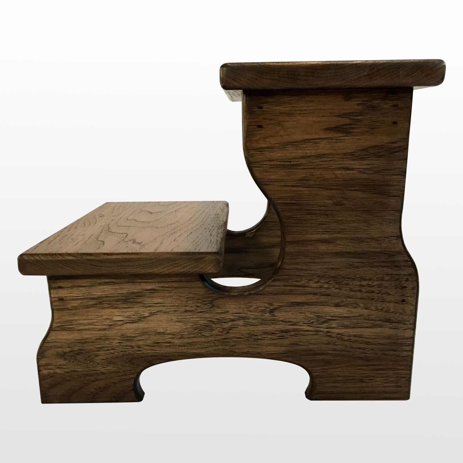 Wood Step Stool Foot Stool Kids Child Choose Finish By CW Furniture