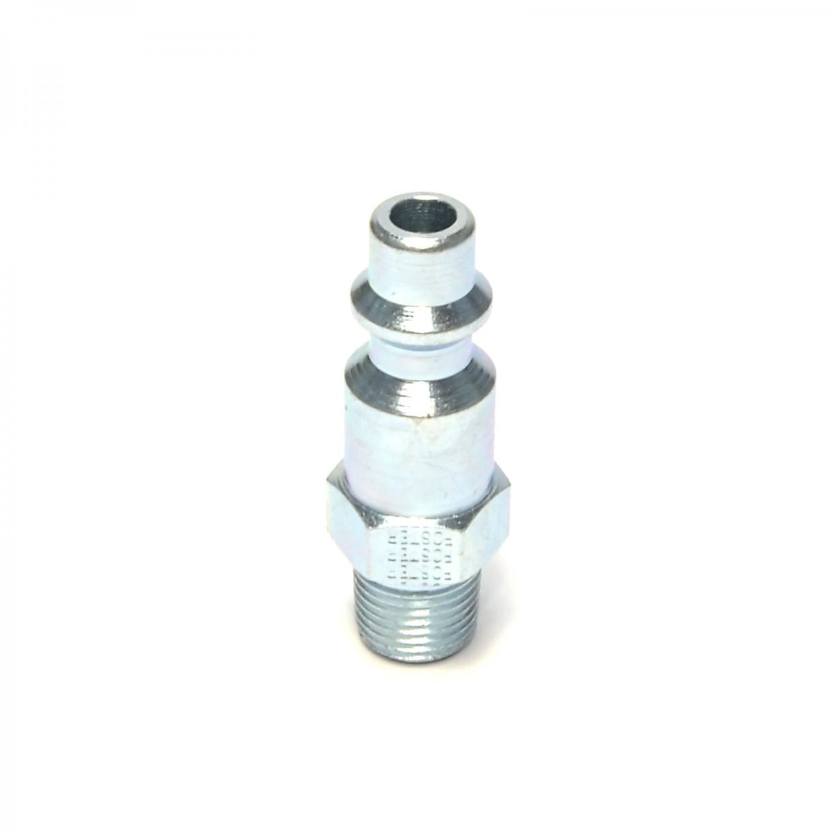 Quick Connect Air Fittings >> Details About 1 8 Npt Pneumatic Air Compressor Hose Male Quick Connect Fitting Coupler Plug