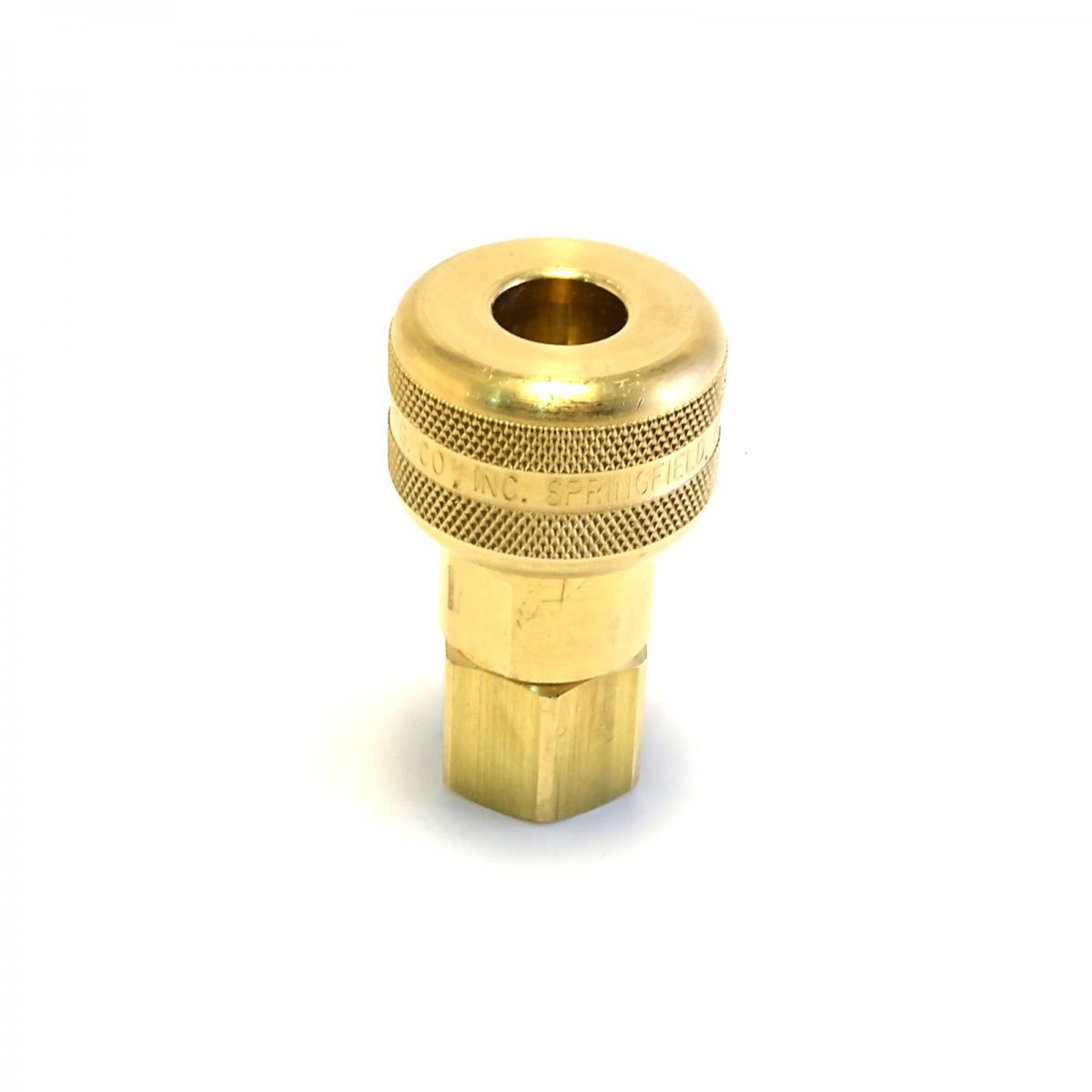 Female npt industrial quick coupler air hose