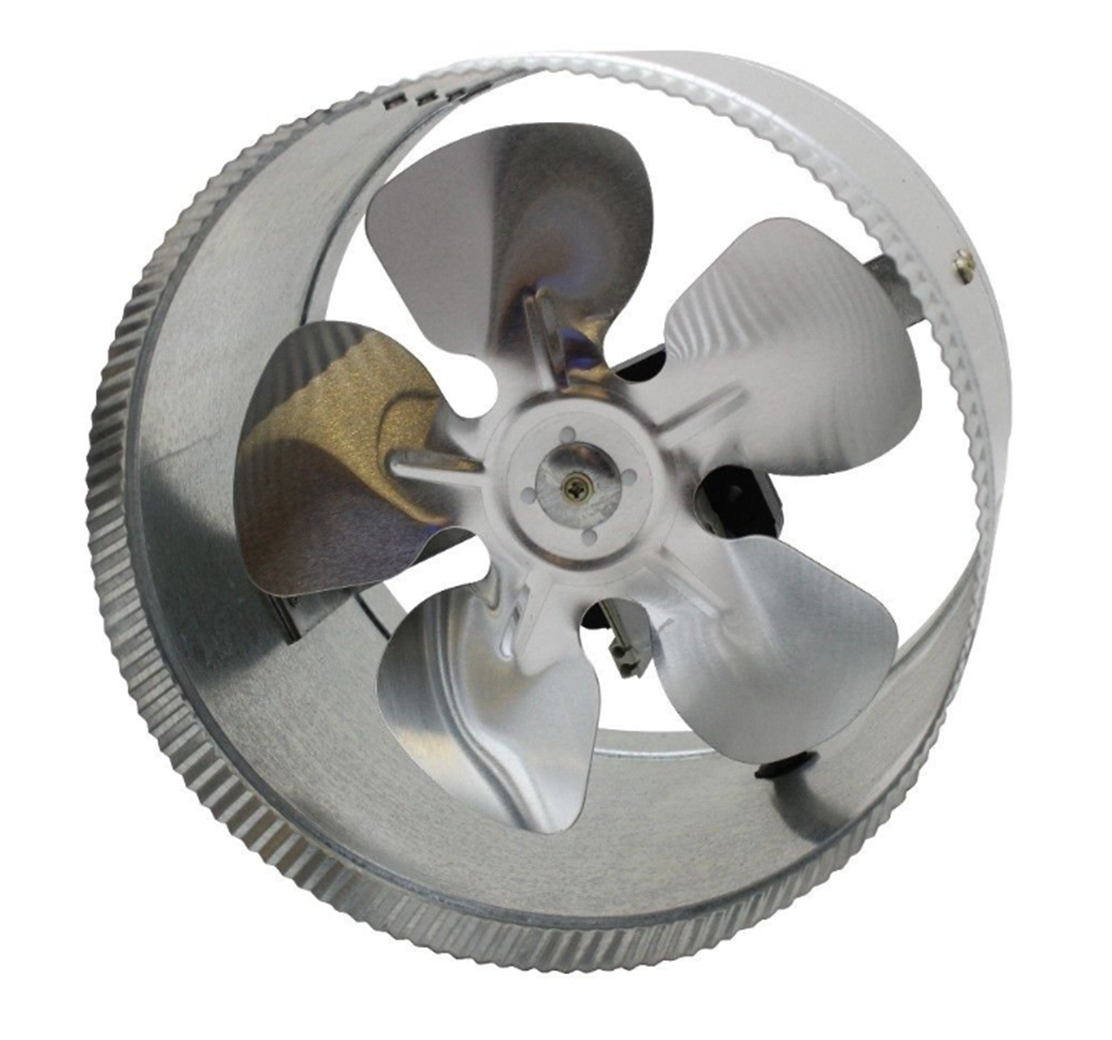 Air Duct Fan : Spl inch  cfm air duct inline fan