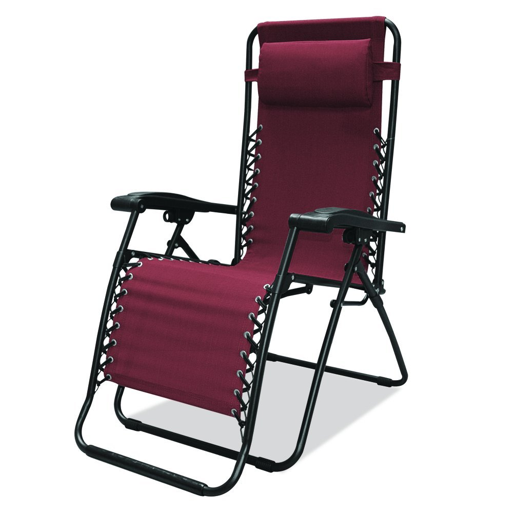 Infinity Zero Gravity Folding fortable Recliner Chair