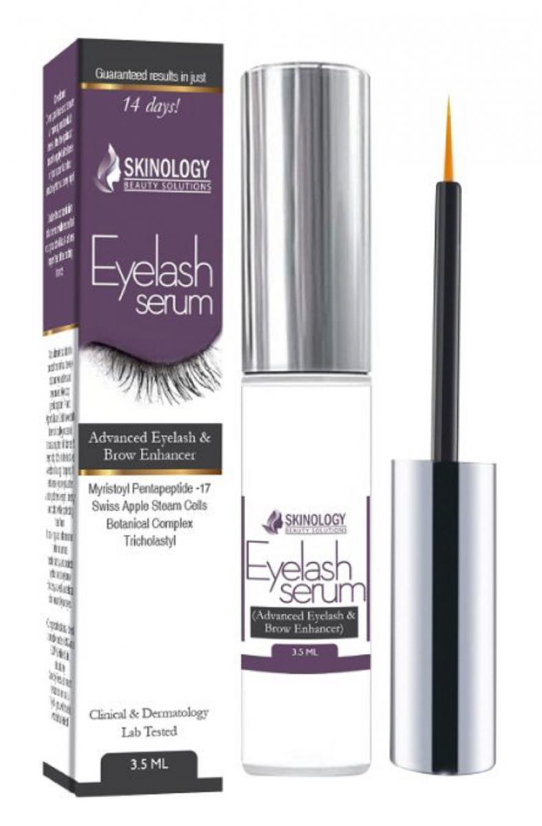 NEW Eyelash Growth Serum 3.5 ml - Thicker, Longer ...