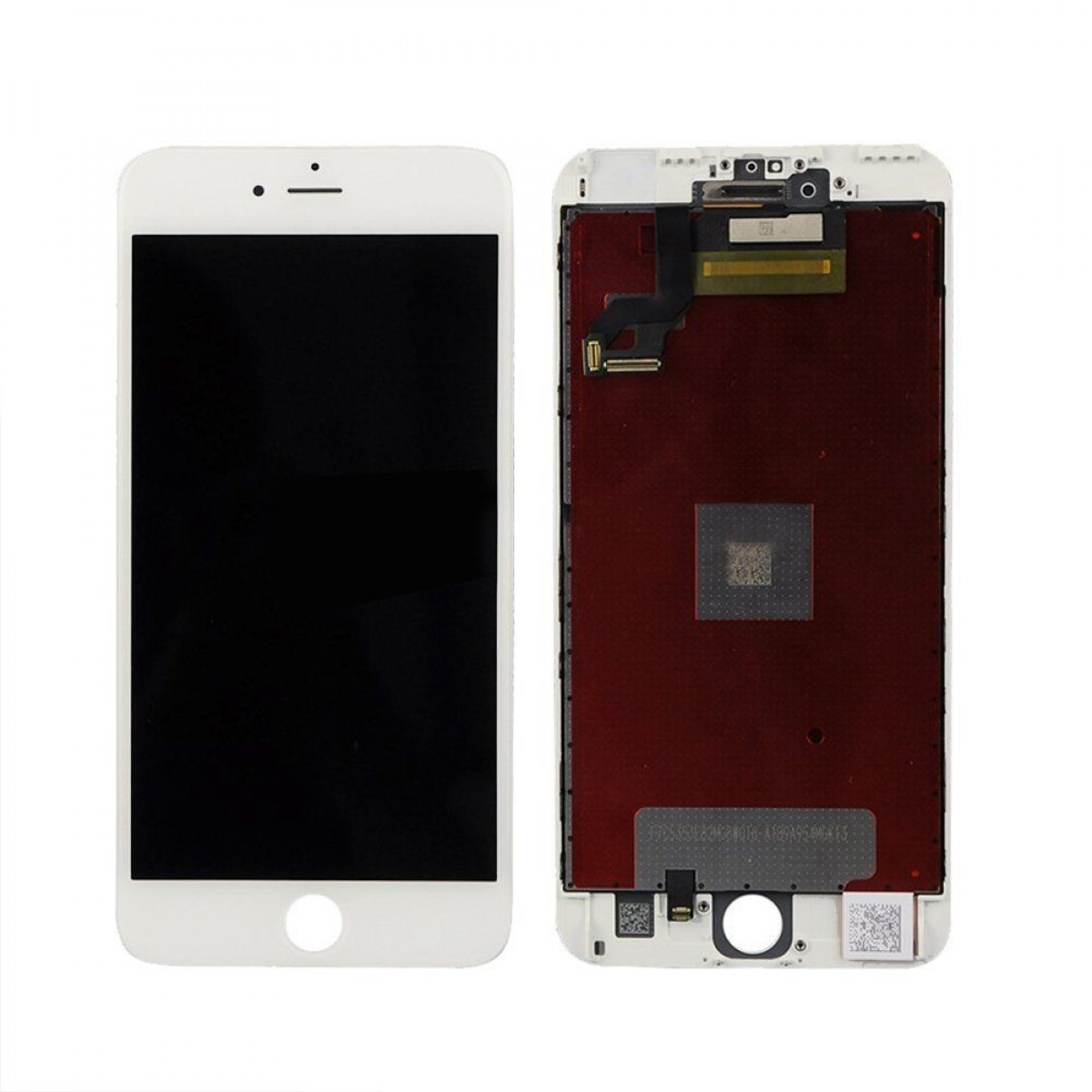 does best buy replace iphone screens white iphone 7 4 7 quot lcd display digitizer oem replacement 18383