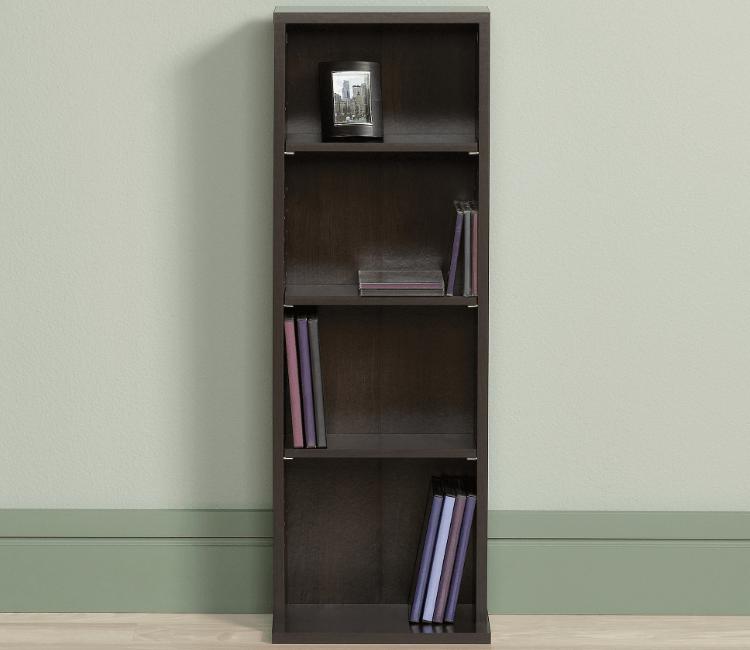 Multimedia storage tower cabinet cd dvd wall rack shelves organizer media shelf - Cd storage rack tower ...