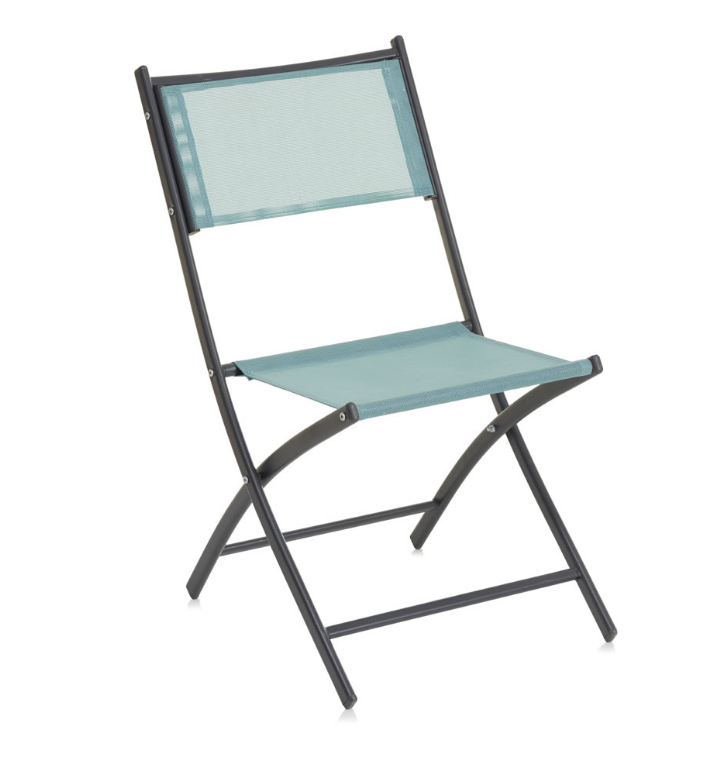 garden folding bistro set table and chairs 3piece