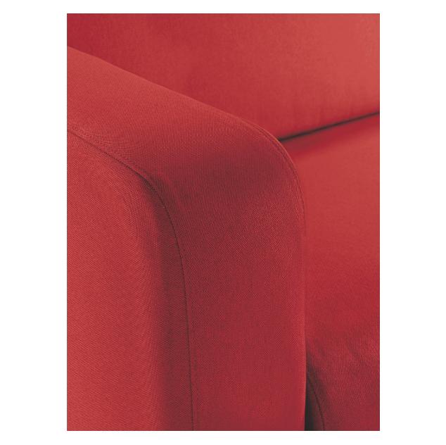 Red Fabric Corner Sofa Uk. Home Furniture DIY Furniture Sofas ...