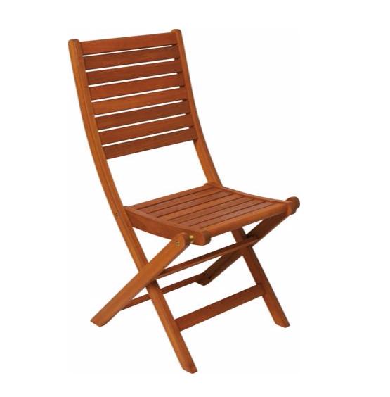 wooden folding chairs set of 2 eucalyptus wooden garden dining furniture ebay. Black Bedroom Furniture Sets. Home Design Ideas