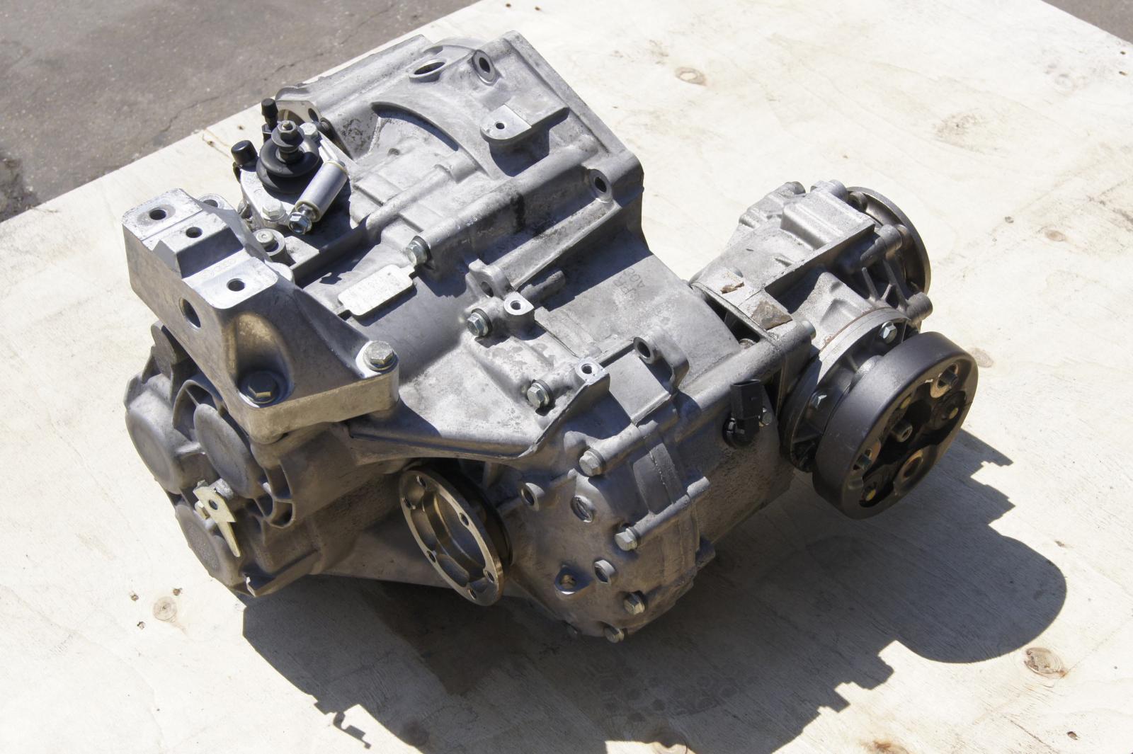 Audi S3 1 8 8l    Audi Tt 1 8 8n 6 Speed Manual Transmission    Gearbox Fmn Code