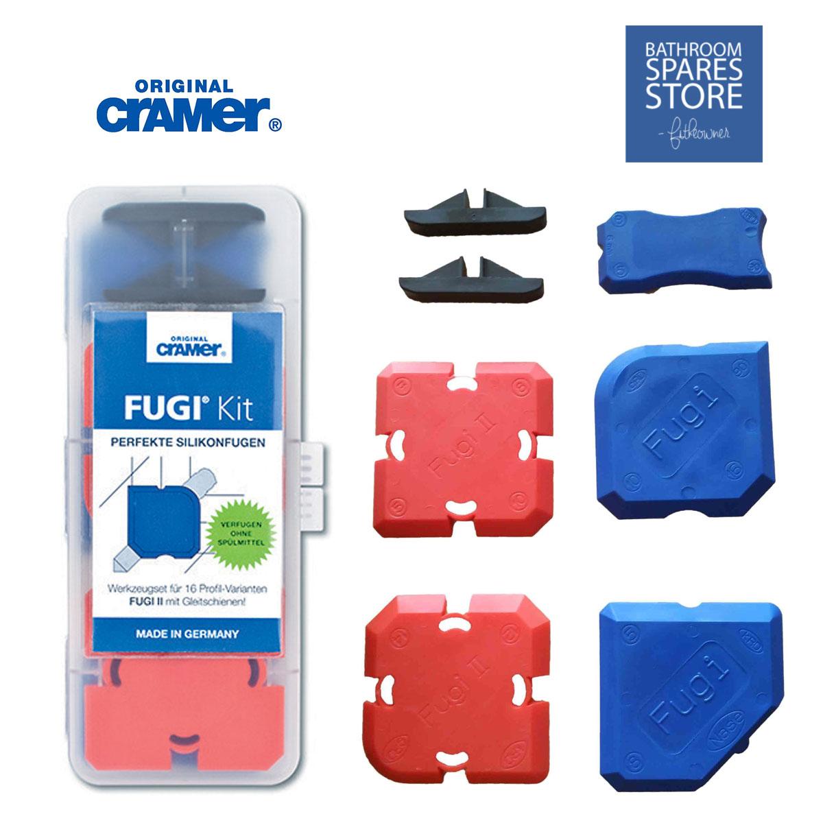 cramer fugi kit instructions