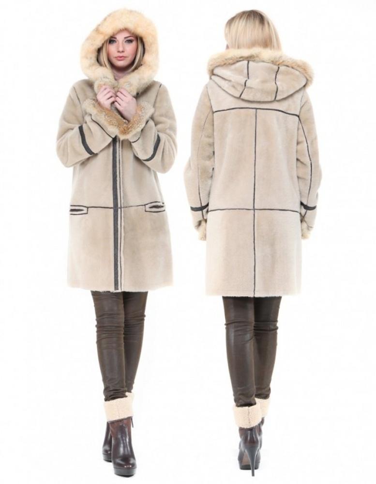 Women's sheepskin coats uk – Modern fashion jacket photo blog