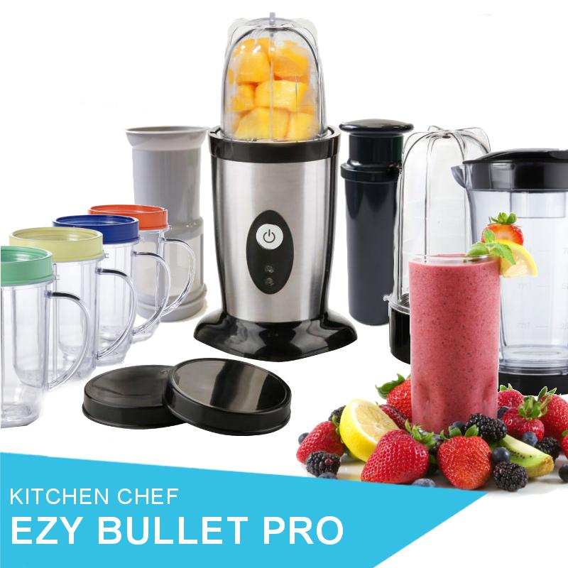 kitchen chef ezy bullet pro - The Bullet Blender