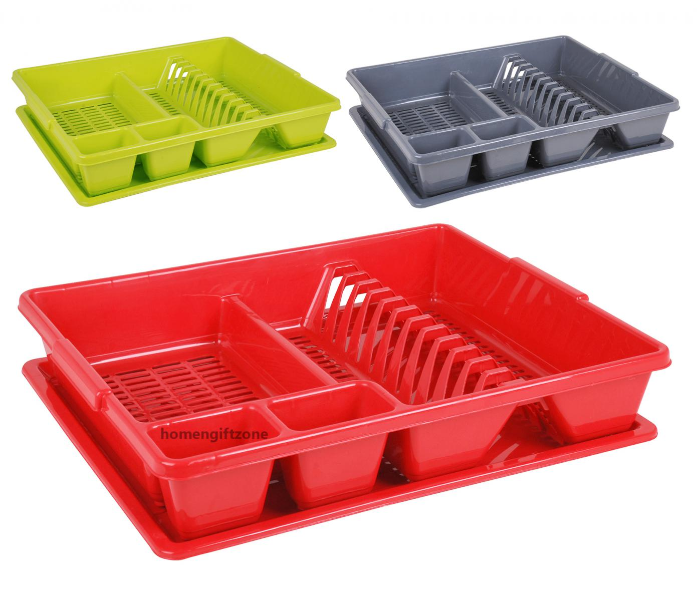 Red Kitchen Sink Drainers