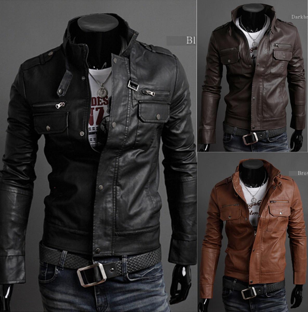 Leather jacket vs motorcycle jacket - Black Brown Tan Color Biker Custom Designer Motorcycle Leather The Avengers Film Scarlett Johansson Tan Leather Jacket