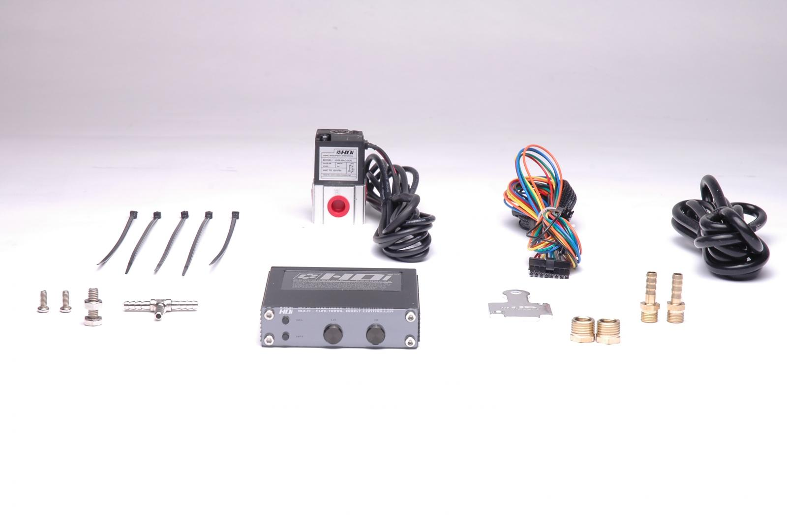 hdi boost controller instructions