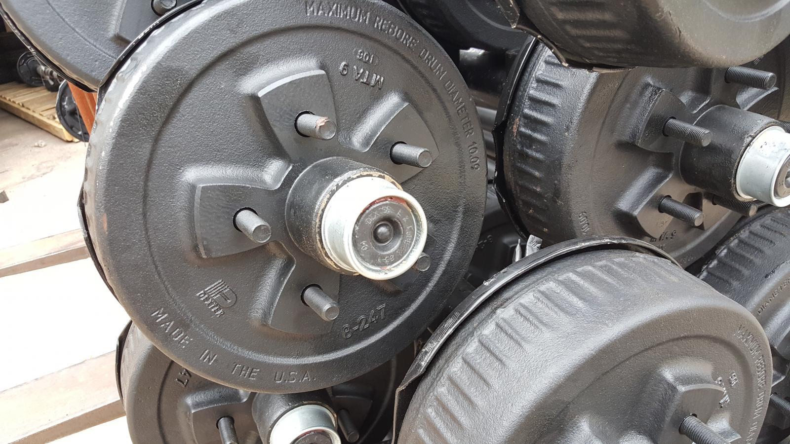 Dexter axle parts online