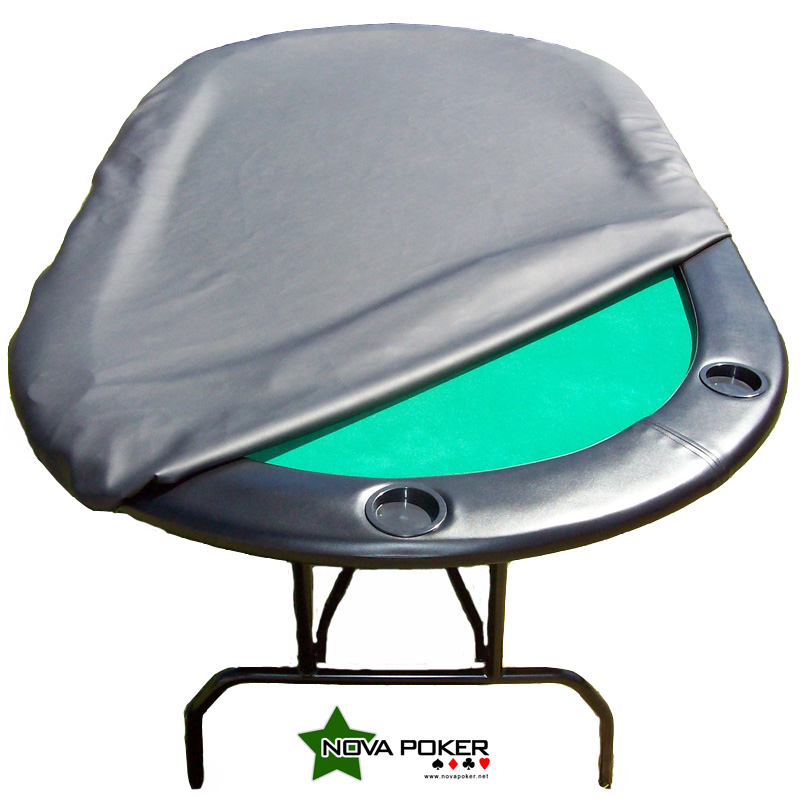 NEW Premium Heavy Duty Poker Table Cover Protector Oval | eBay