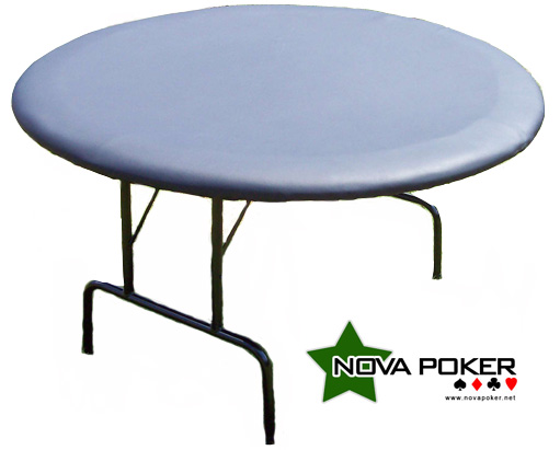 New premium heavy duty poker table cover protector round for Table 52 prices