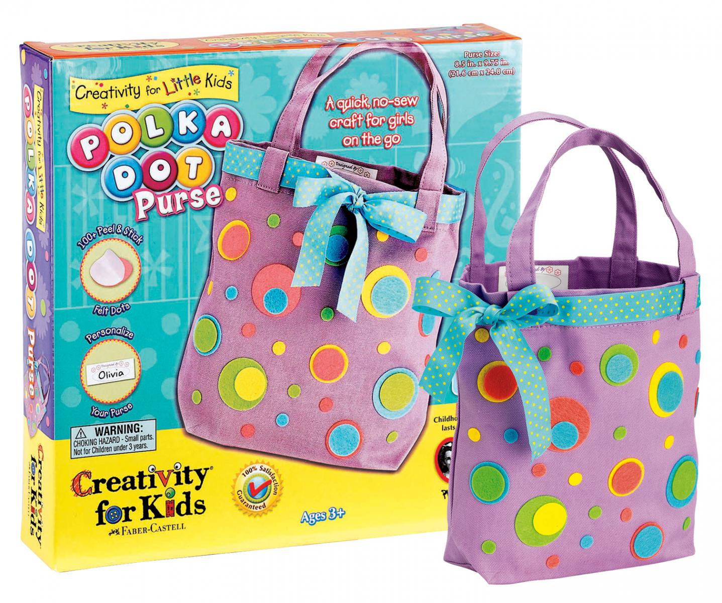 Creativity for kids kits art and craft for children great for Craft kits for preschoolers