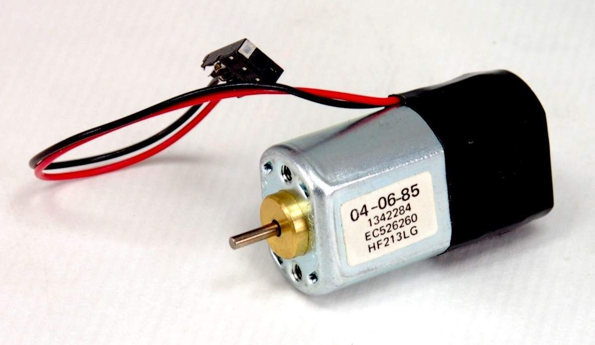 Johnson 1342284 Motor Pm Dc Reversible 9 15vdc