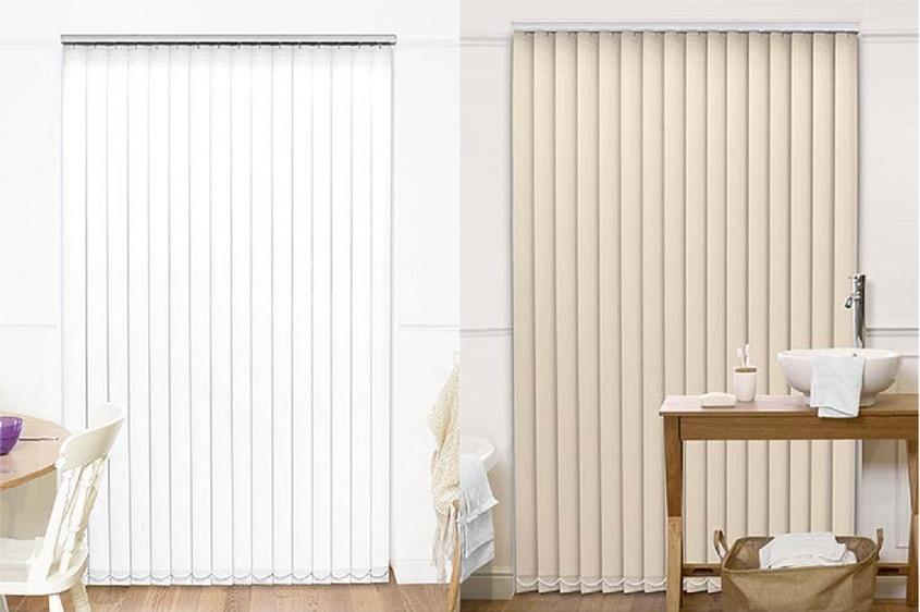 patterned white vertical black out blinds made to. Black Bedroom Furniture Sets. Home Design Ideas