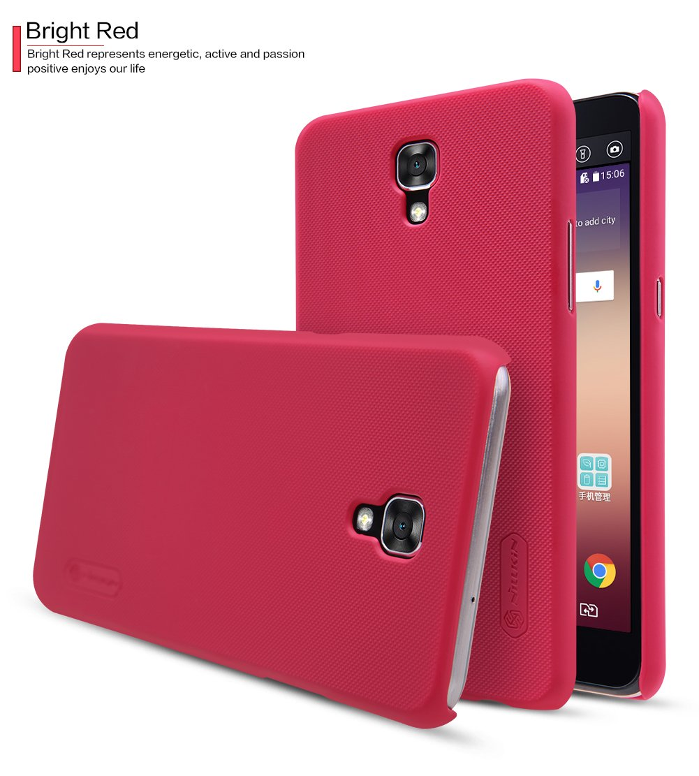 wholesale dealer 4be85 ec6d2 Details about LG X Screen Case NILLKIN Super Frosted Shield Case Cover For  LG X Screen