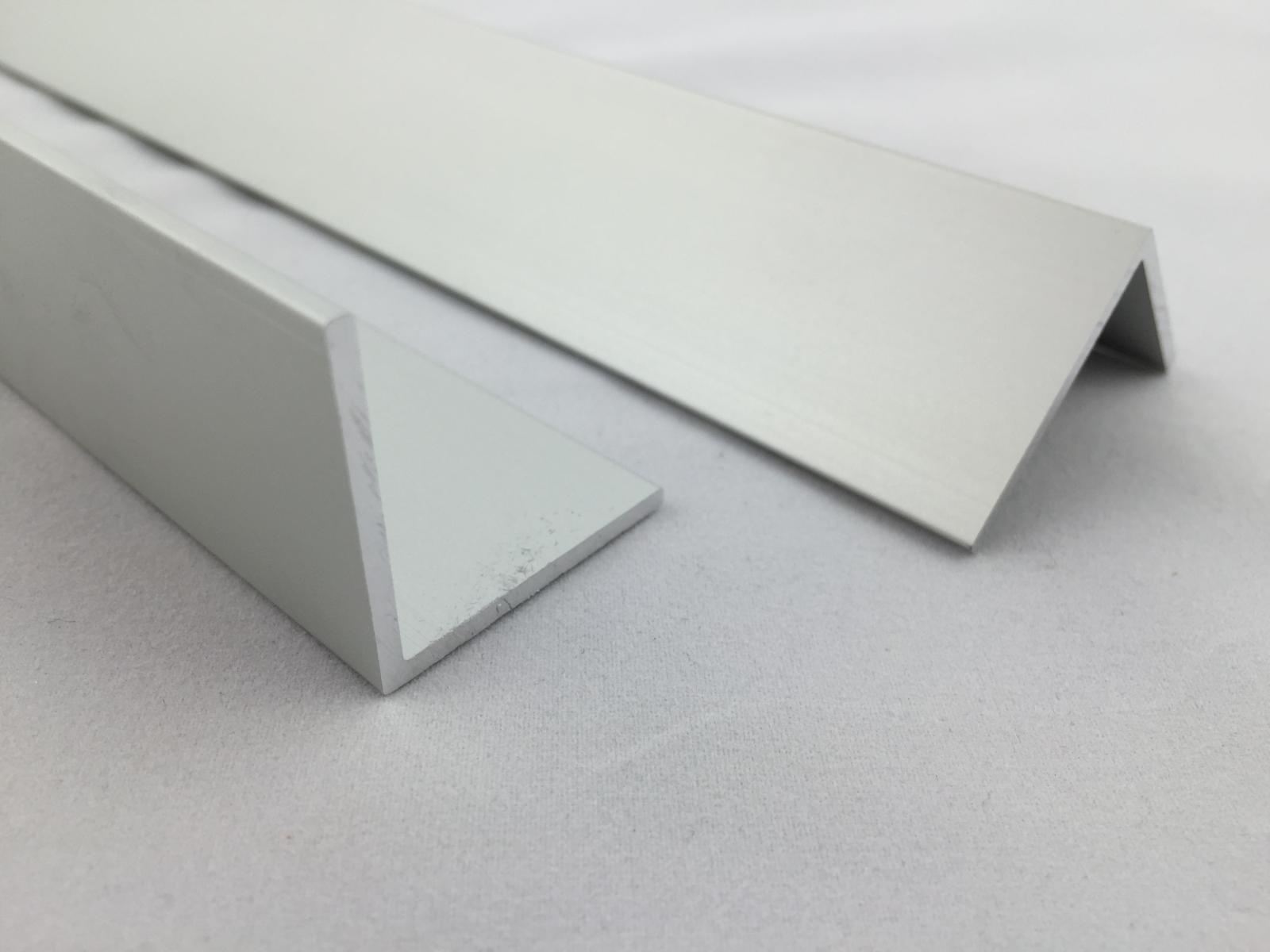 aluminium winkel profil eloxiert ebay. Black Bedroom Furniture Sets. Home Design Ideas