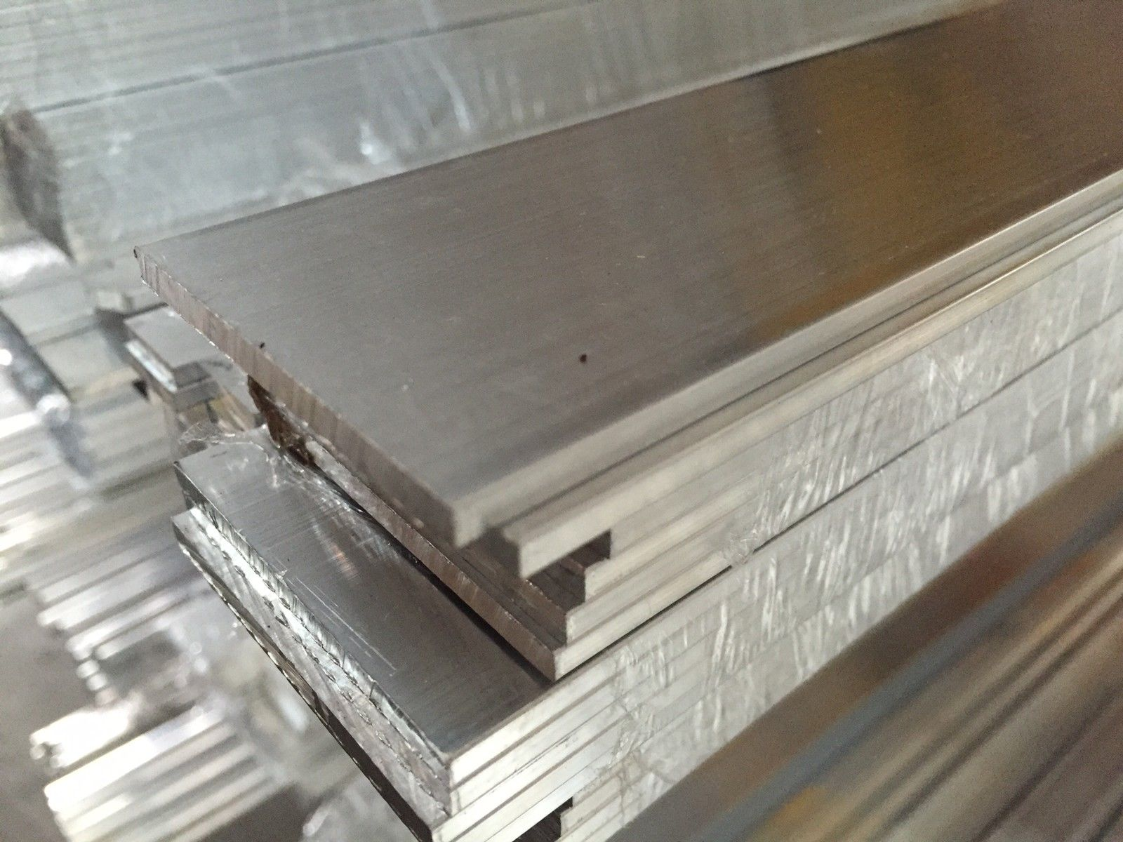 Aluminium flat bar many size choose length ebay