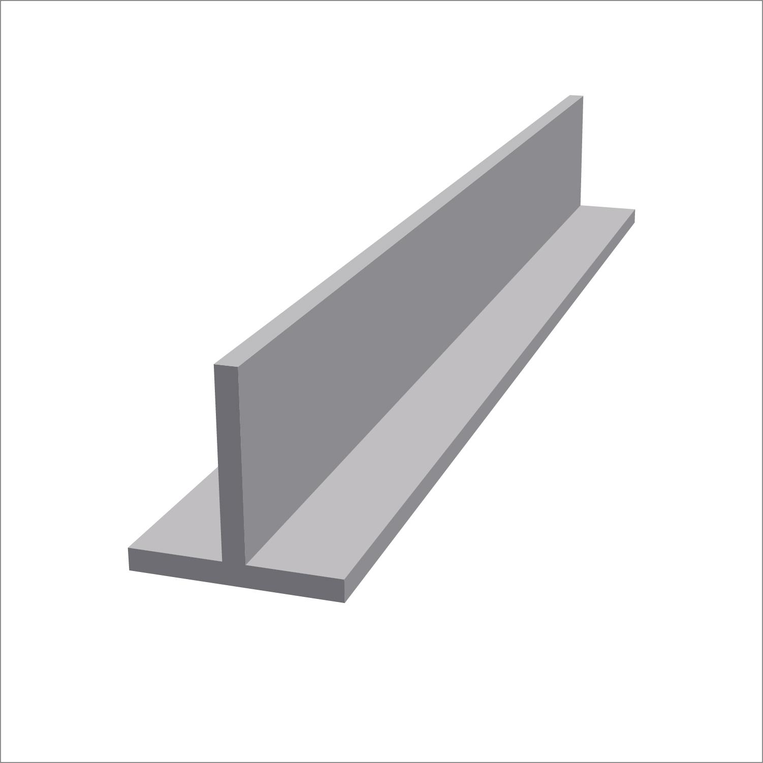 Aluminium Square Rectangular Tube Box Section size 12x8 ...