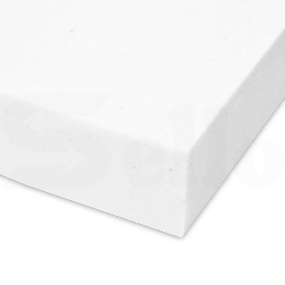 Memory Foam Mattress Topper 8CM Visco Elastic Underlay