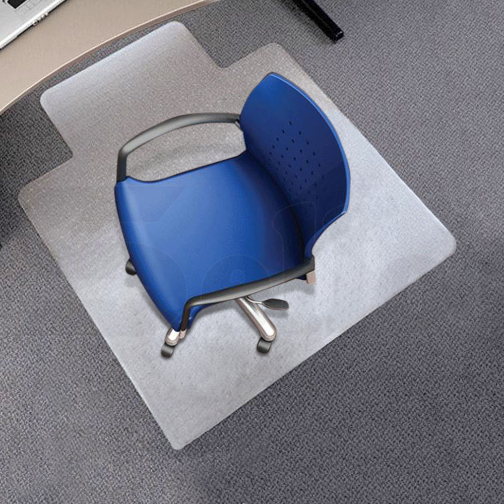 new carpet floor office computer work chair mat pvc. Black Bedroom Furniture Sets. Home Design Ideas