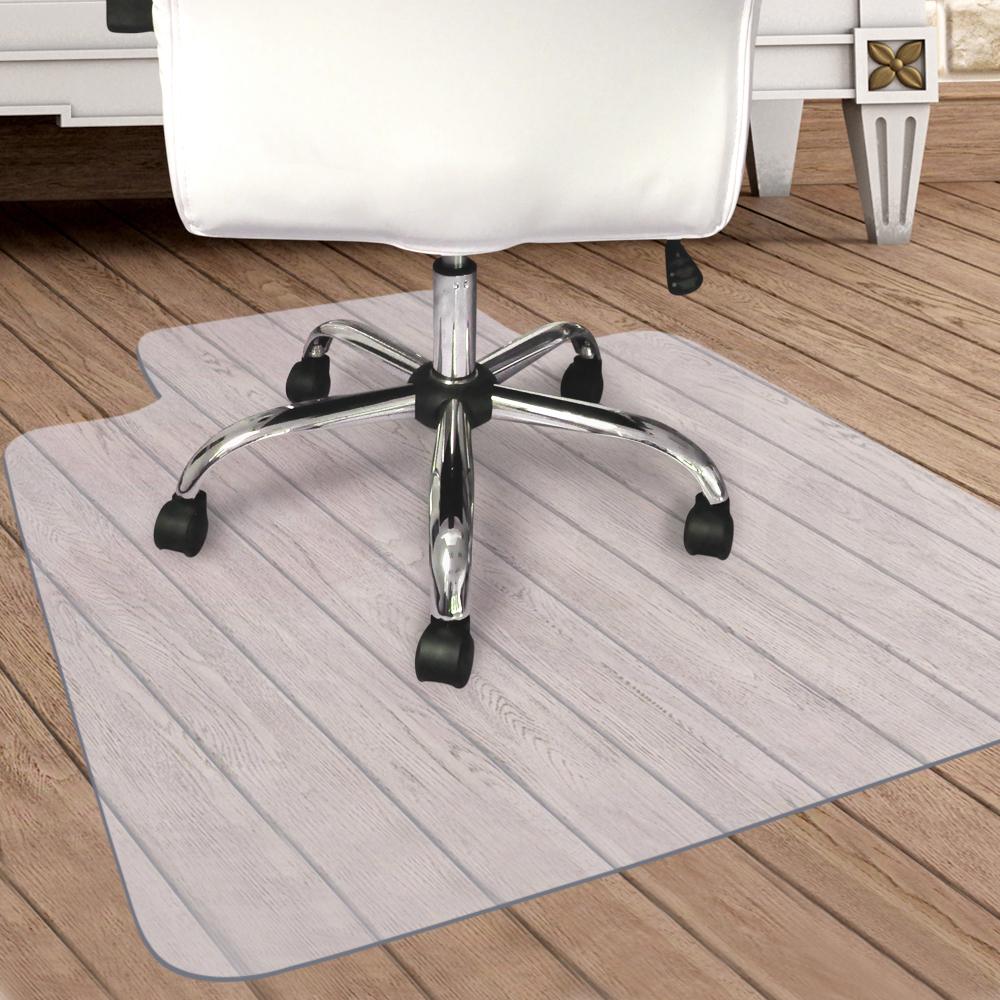 New Hard Floor Chair Mat Thick PVC Protect Plastic Office Work 120 X 90cm EBay
