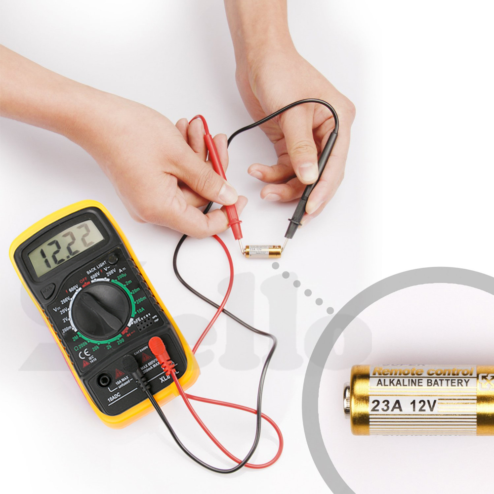 how to use a multimeter to test car lights