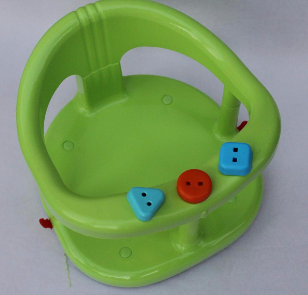 baby bath seat ring green pink blue new by keter tub tracking ebay. Black Bedroom Furniture Sets. Home Design Ideas