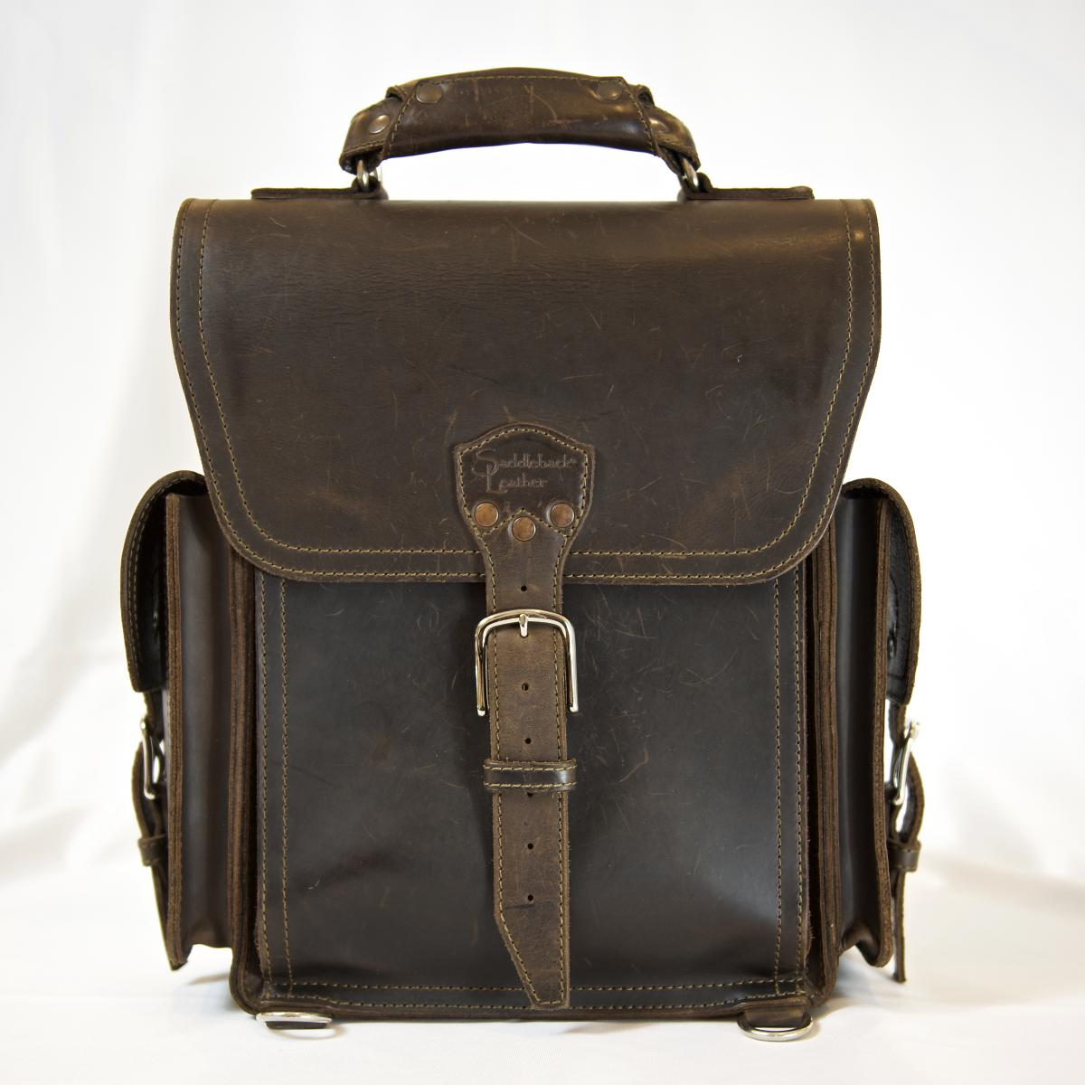 Saddleback Leather Retired Tank Backpack - Dark Coffee ... Saddleback Leather