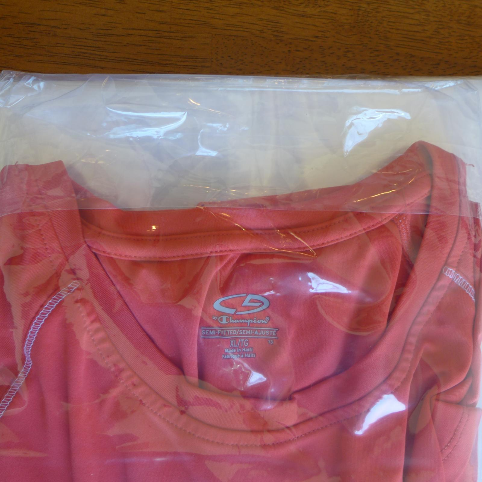 50 9 X 12 Poly Clear Plastic T Shirt Apparel Bags 2 Mil