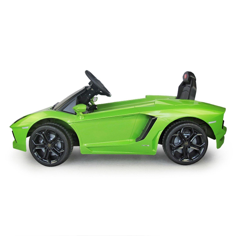 First Cars for Kids Power Wheels Lamborghini Aventador Ride