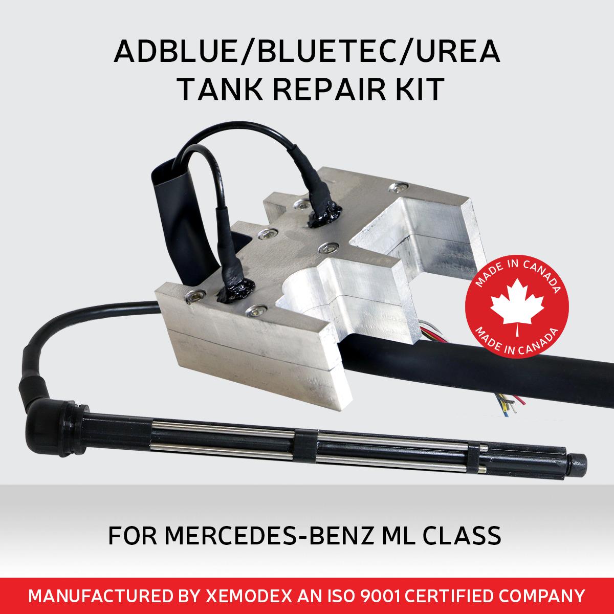 2011 Mercedes Benz E350 Bluetec: XeMODeX DEF/ Bluetec Urea Tank Repair Kit For 2011