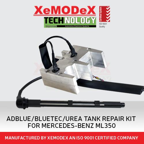 XeMODeX DEF ADBLUE Bluetec Urea Tank Repair Kit For 2013 Mercedes ML350