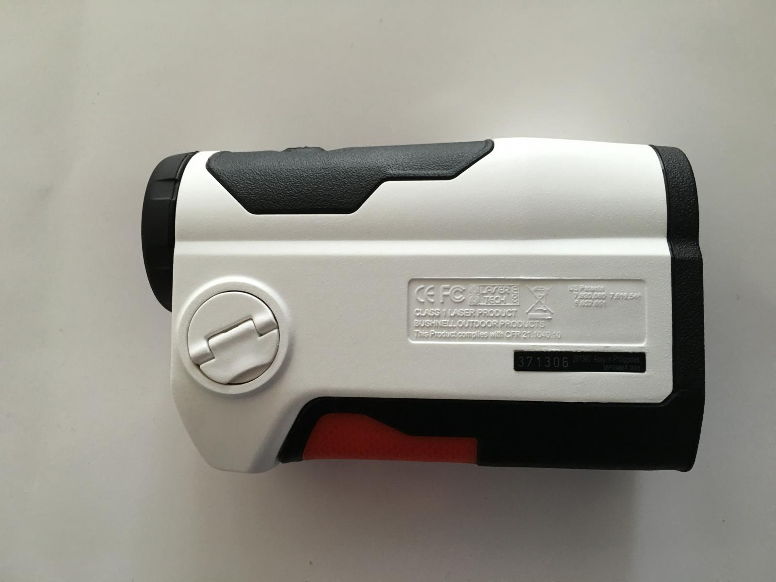 bushnell tour v3 laser rangefinder manual