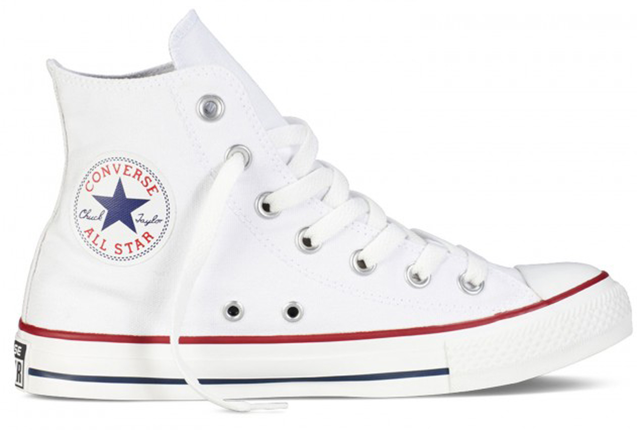 converse chuck taylor all star m7650c klassisch optisch wei e sportschuhe ebay. Black Bedroom Furniture Sets. Home Design Ideas
