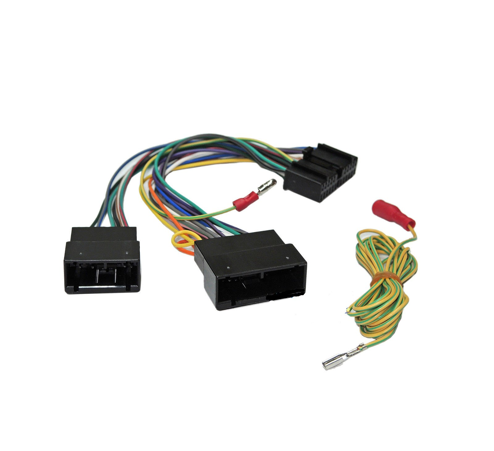 dual climate controls to single zone harness for select