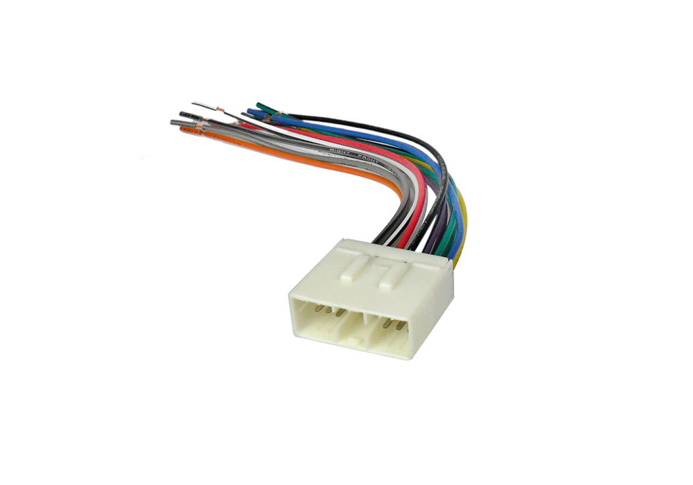 Car stereo wiring harness  factory for