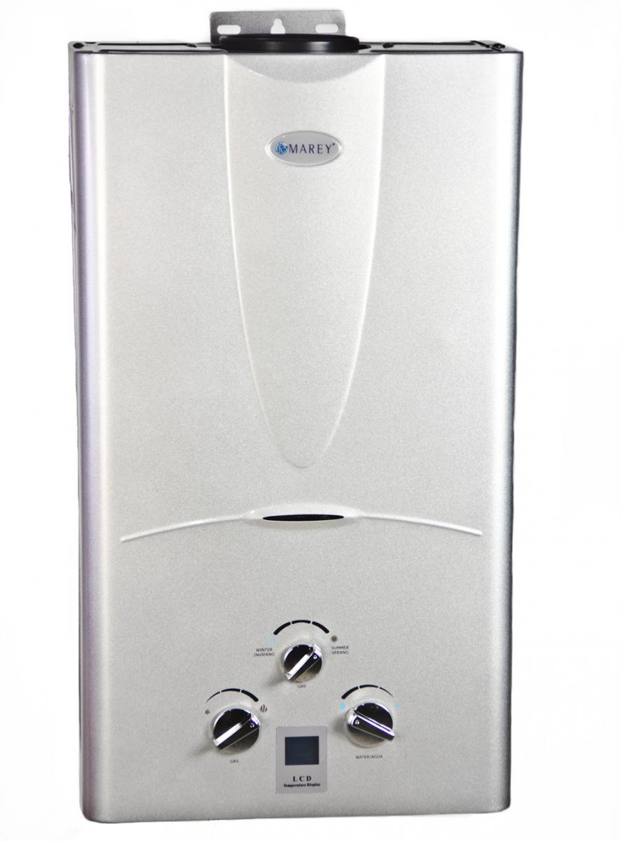 Marey Tankless Hot Water Heater  GPM Propane Gas On