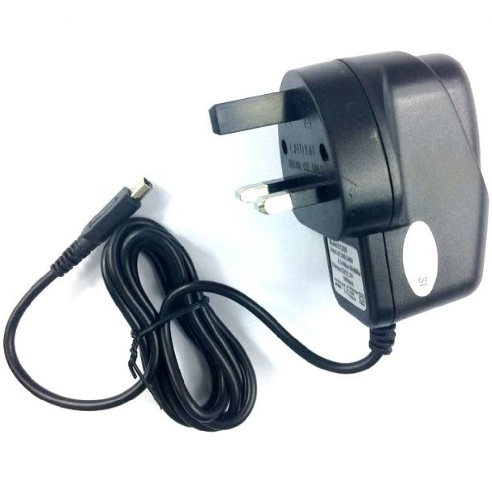 CE 3PIN Wall Charger UK Adapter UK Plug For Nintendo DSi