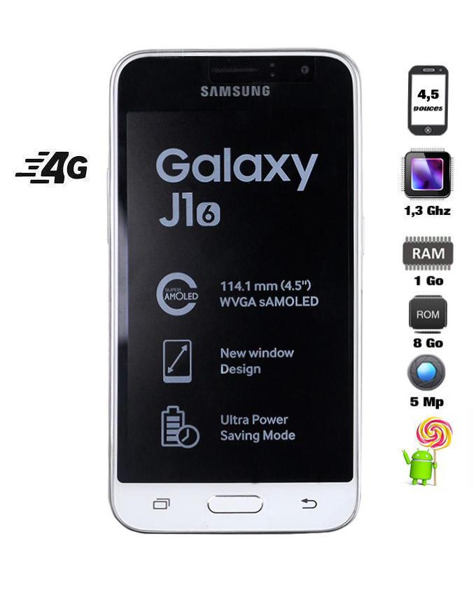 Nuevo Samsung Galaxy J1 8gb 2016 5mp De Doble Sim