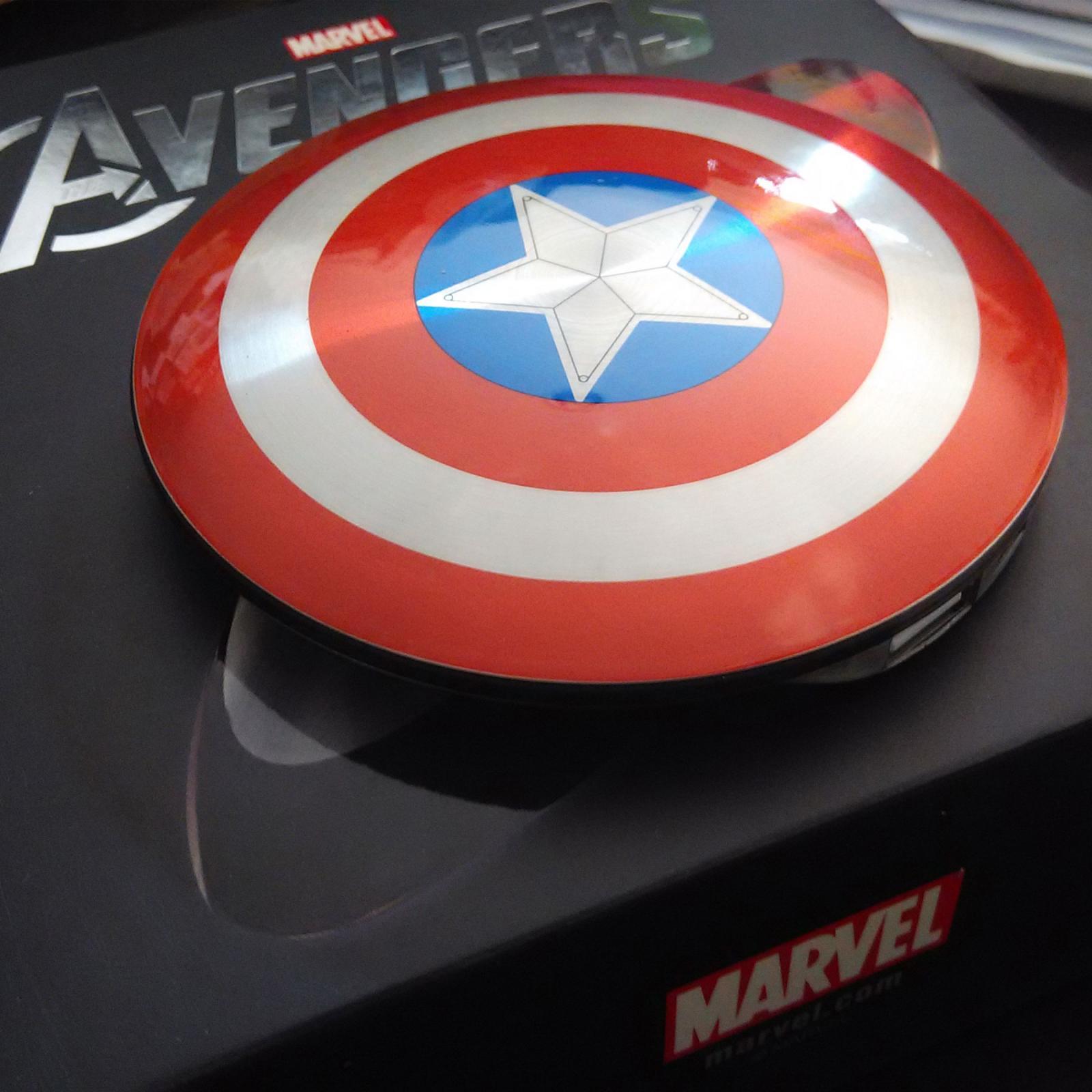 Ebay Captain America Shield David Simchi Levi